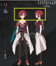 Lostorage Incited WIXOSS Ril Cosplay Wig