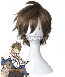 Tales of Zestiria the X Sorey Brown Cosplay Wig