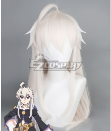 Grimoire of Zero Zero Milk Yellow Cosplay Wig
