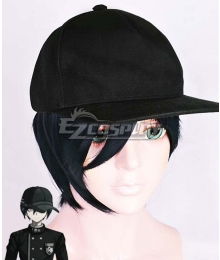 Danganronpa V3: Killing Harmony Shuichi Saihara Black Blue Cosplay Wig - Only Wig