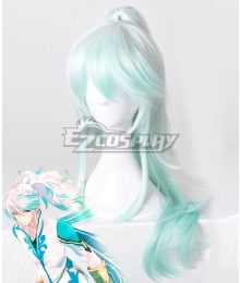 Zestiria the X Mikleo Multicolor Cosplay Wig