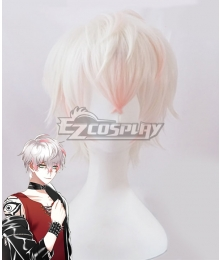 Mystic Messenger Saeran Choi Cosplay Wig
