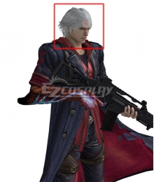 Devil May Cry Nero White Cosplay Wig