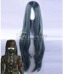 Danganronpa V3: Killing Harmony Korekiyo Shinguji Deep Green Cosplay Wig