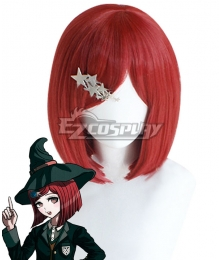 Danganronpa V3: Killing Harmony Himiko Yumeno Red Cosplay Wig - Only Wig