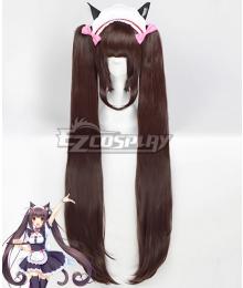Nekopara Chocola Brown Cosplay Wig