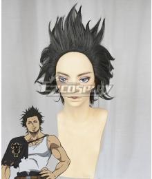 Black Clover Yami Sukehiro Black Cosplay Wig