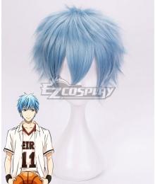 Kuroko's Basketball Kuroko no Basuke Seirin 11 Tetsuya Kuroko Blue Cosplay Wig