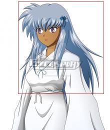 Inuyasha Shiori White Cosplay Wig