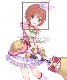 Princess Connect! Re:Dive Kurumi Kuribayashi Brown Cosplay Wig