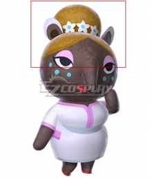 Animal Crossing: New Horizons Will Luna Brown Cosplay Wig