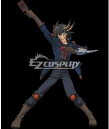 Yu-Gi-Oh! Yugioh 5D's Fudo Yusei Cosplay Costume (Except coat)