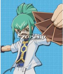 Yu-Gi-Oh! Yugioh 5D's Rua Lua Cosplay Costume