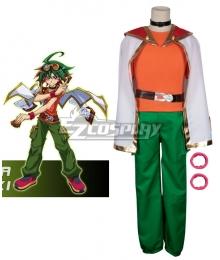 Yu-Gi-Oh! Yugioh ARC-V Yuya Sakaki Cosplay Costume
