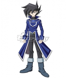 Yu-Gi-Oh! GX Manjoume Jun Cosplay Costume - A Edition