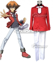 Yu-Gi-Oh! GX Jaden Yuki Cosplay Costume