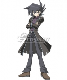 Yu-Gi-Oh! GX Manjoume Jun Cosplay Costume - B Edition
