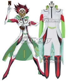 Yu-Gi-Oh! VRAINS Revolver Cosplay Costume