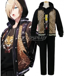 Yuri on Ice YURI!!!on ICE Plisetsky Yuri Cosplay Costume