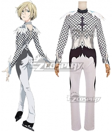 Yuri on Ice YURI!!!on ICE Plisetsky Yuri Cosplay Costume - A Edition