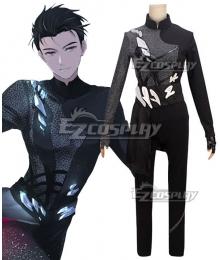 Yuri on Ice YURI!!!on ICE Katsuki Yuuri Cosplay Costume - A Edition