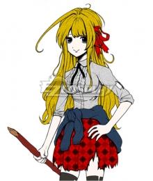 Your Turn to Die Touko Rikuno Cosplay Costume