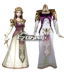 The Legend of Zelda Princess Zelda Cosplay Costume - C Edition