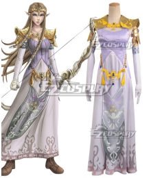 The Legend of Zelda: Princess Zelda Cosplay Costume