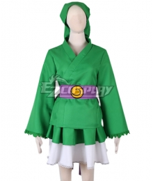 The Legend of Zelda Link Female Cosplay Costume