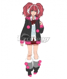 Zero Escape: The Nonary Games Clover Field Cosplay Costume