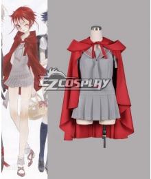 Zone-00 Ruiko Cosplay  Costume