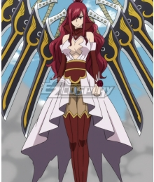 Fairy Tail Erza Scarlet Ataraxia Armor Cosplay Costume