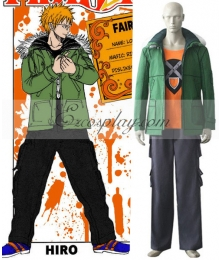 Fairy Tail Loke Loki Cosplay Costume - Without pants