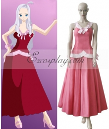 Fairy Tail Mirajane Cosplay Costume