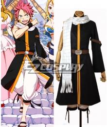 Fairy Tail Dragon Slayers Natsu Dragneel Natsu DoraguniruTeam Natsu New Cosplay Costume