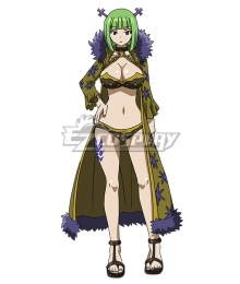 Fairy Tail Season 3 Brandish U Brandish μ Cosplay Costume