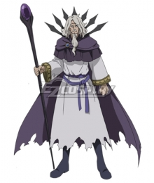 Fairy Tail Season 3 Wizard King August Cosplay Costume