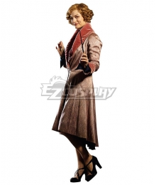Fantastic Beasts The Crimes Of Grindelwald Queenie Goldstein Cosplay Costume