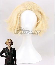 Fantastic Beasts The Crimes Of Grindelwald Queenie Goldstein Golden Cosplay Wig