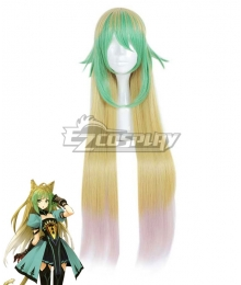 Fate Apocrypha Archer of Red Atalanta Chaste Huntress Multicolor Cosplay Wig - Only Wig
