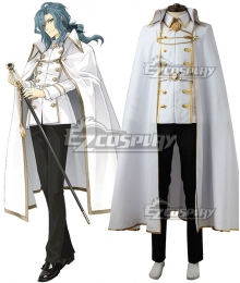 Fate Apocrypha Fate Grand Order Darnic Prestone Yggdmillennia Cosplay Costume