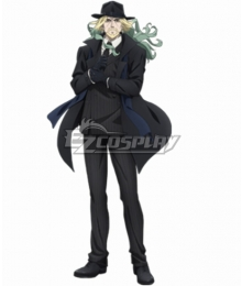 Fate Apocrypha Lancer Of Black Vlad III Epilogue Event Cosplay Costume