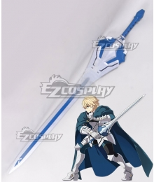 Fate Extra Fate Grand Order Saber Gawain Excalibur Gallatin Sword Cosplay Weapon Prop