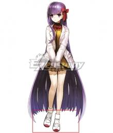 Fate EXTRA Last Encore Sakura Matou White Cosplay Shoes