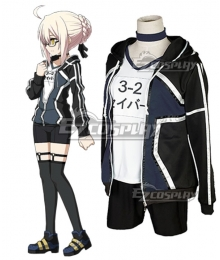 Fate Grand Order Alter Mysterious Heroine X Cosplay Costume