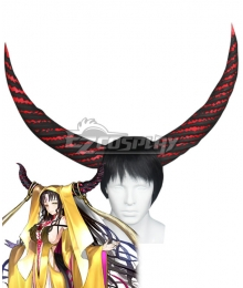 Fate Grand Order Alterego Sesshouin Kiara Ascension Stage 3 Corner Cosplay Accessory Prop