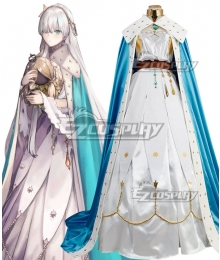 Fate Grand Order Anastasia Nikolaevna Romanova Cosplay Costume