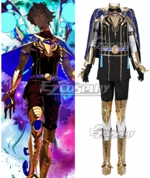 Fate Grand Order Archer Arjuna Cosplay Costume - B Edition