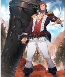 Fate Grand Order Archer Napoleon Cosplay Costume