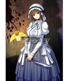 Fate Grand Order Assassin Charlotte Corday Ascension Ⅱ Cosplay Costume